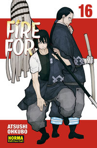 FIRE FORCE 16