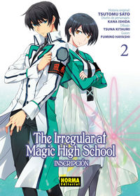 IRREGULAR AT MAGIC HIGH SCHOOL, THE 2