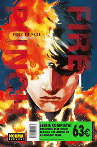 FIRE PUNCH (SERIE COMPLETA 8 VOLS. )