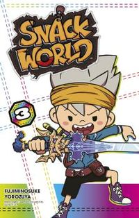 THE SNACK WORLD 3