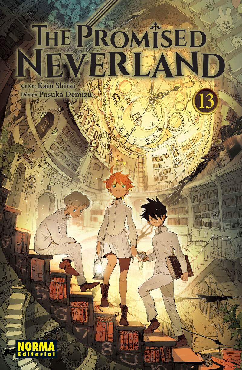 PROMISED NEVERLAND, THE 13