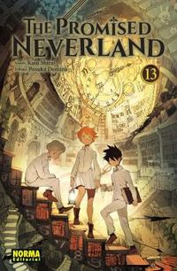 PROMISED NEVERLAND, THE 13 (ED. ESPECIAL)
