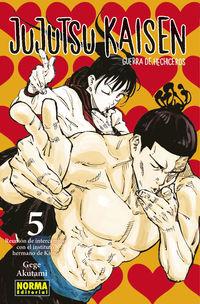 jujutsu kaisen 5 - Gege Akutami