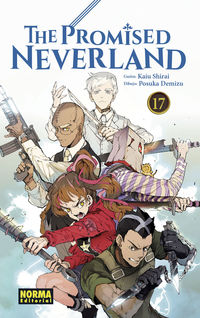 PROMISED NEVERLAND, THE 17