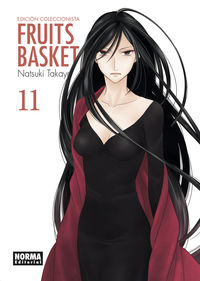 FRUITS BASKET 11 (ED. COLECCIONISTA)