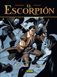 ESCORPION, EL 12 - EL MAL AUGURIO (CART)