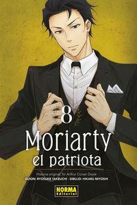MORIARTY EL PATRIOTA 8