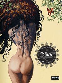 DJINN 2 - CICLO AFRICANO (INTEGRAL)