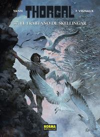 THORGAL 37 - EL ERMITAÑO DE SKELLINGER