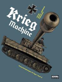 krieg machine - Pecau / Mavric / Anddronik