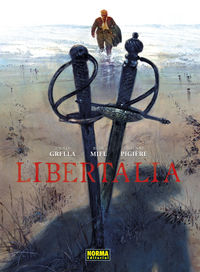 libertalia (integral) - Rudi Miel / Fabienne Pigiere / Paolo Grella