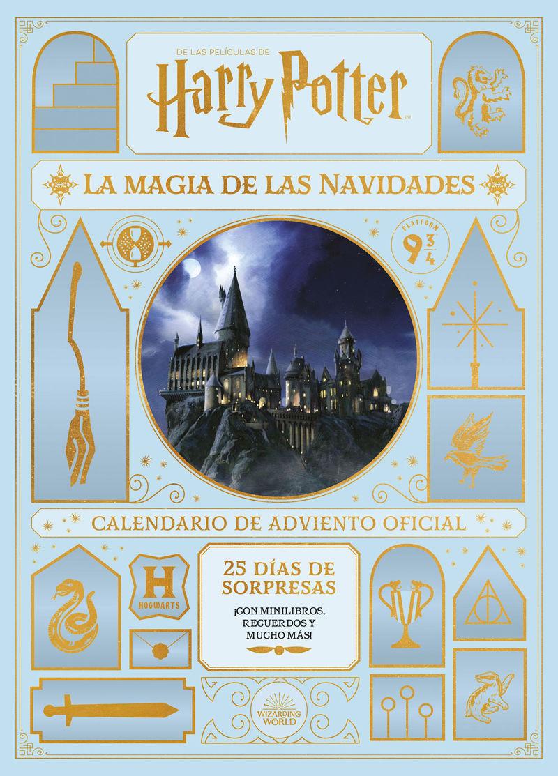 HARRY POTTER - LA MAGIA DE LAS NAVIDADES - CALENDARIO DE ADVIENTO OFICIAL