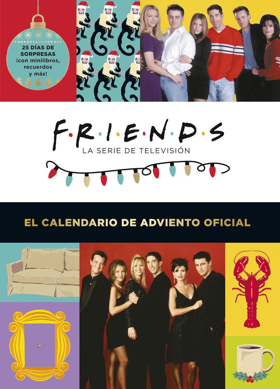 FRIENDS - EL CALENDARIO DE ADVIENTO OFICIAL
