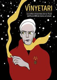 vinyetari - les millors historietes de no-ficcio del premi ara de comic en catala - Aa. Vv.