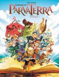 LEYENDAS DE PARVA TERRA 1 (INTEGRAL)