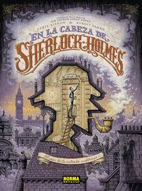 EN LA CABEZA DE SHERLOCK HOLMES