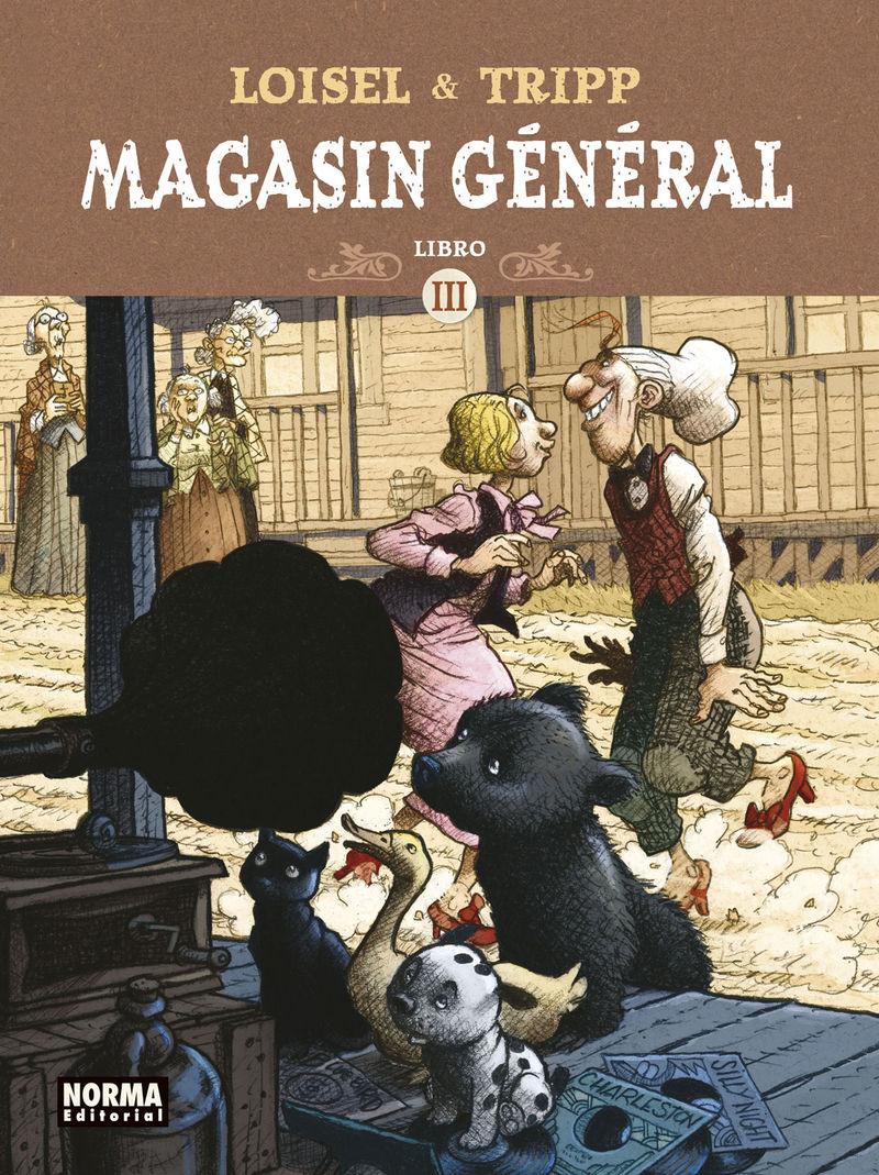MAGASIN GENERAL 3