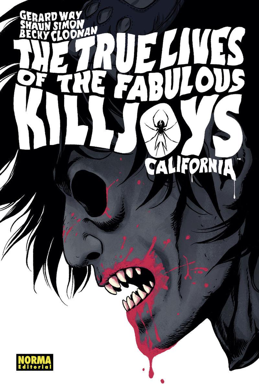 THE TRUE LIVES OF THE FABULOUS KILLJOYS 1 - CALIFORNIA