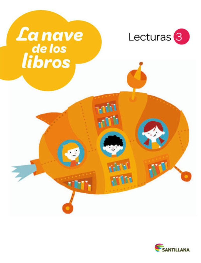 EP 3 - LECTURAS - LA NAVE DE LOS LIBROS - CAMINOS DEL SABER
