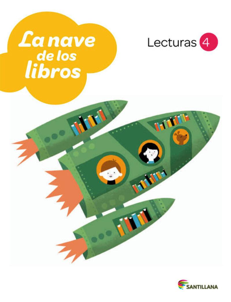 EP 4 - LECTURAS - LA NAVE DE LOS LIBROS - CAMINOS DEL SABER