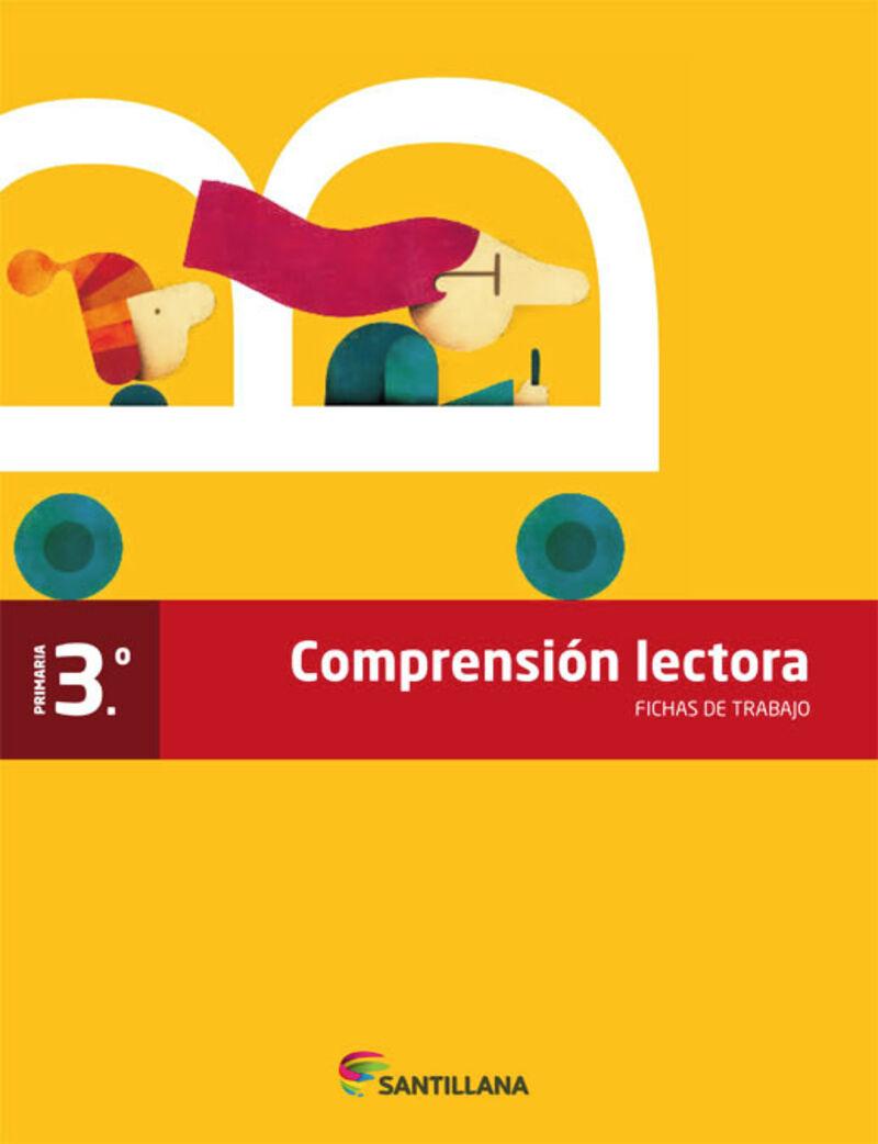 EP 3 - FICHAS DE COMPRENSION LECTORA - LOS CAMINOS DEL SABER