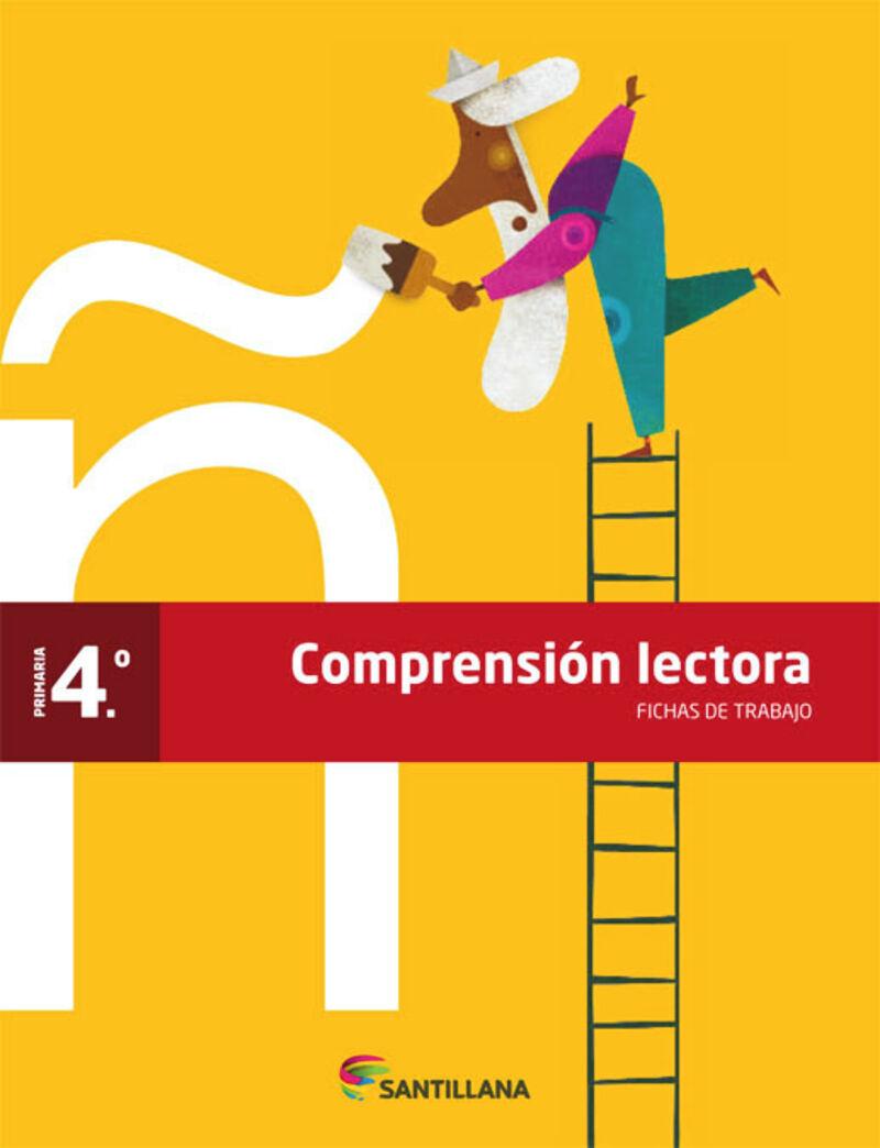 EP 4 - FICHAS DE COMPRENSION LECTORA - LOS CAMINOS DEL SABER