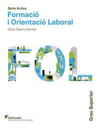 GS - FOL - FORMACIO I ORIENTACIO LABORAL (CAT)