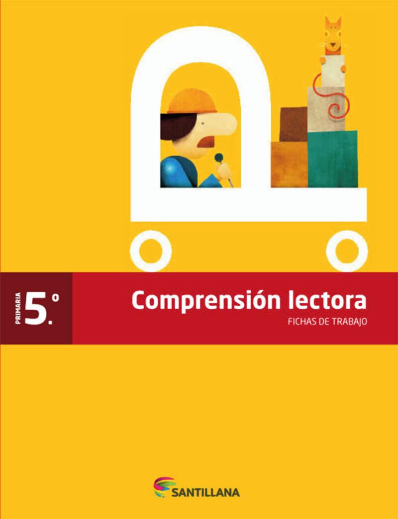 EP 5 - FICHAS DE COMPRENSION LECTORA - SABER HACER