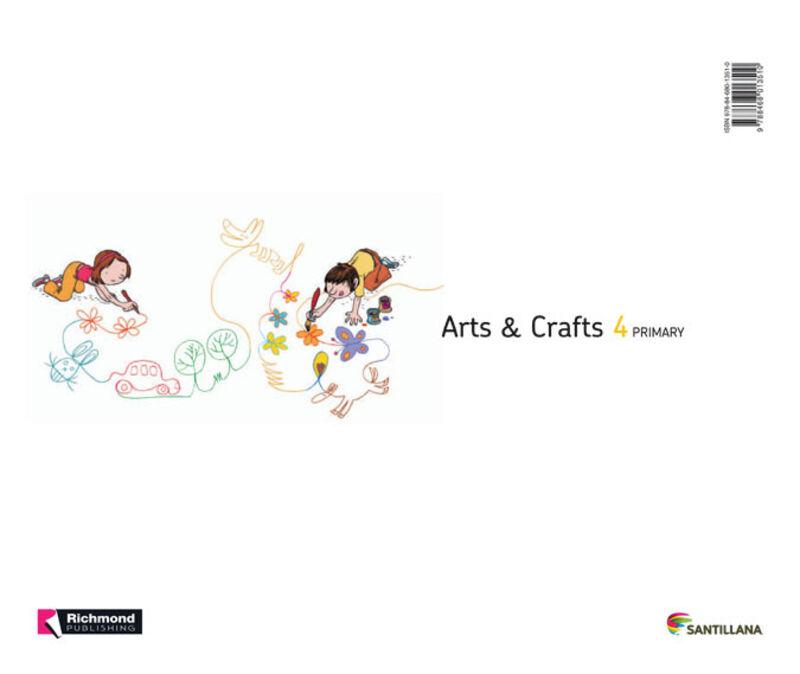 EP 4 - PLASTICA (INGLES) - ARTS & CRAFTS - LOS CAMINOS DEL SABER