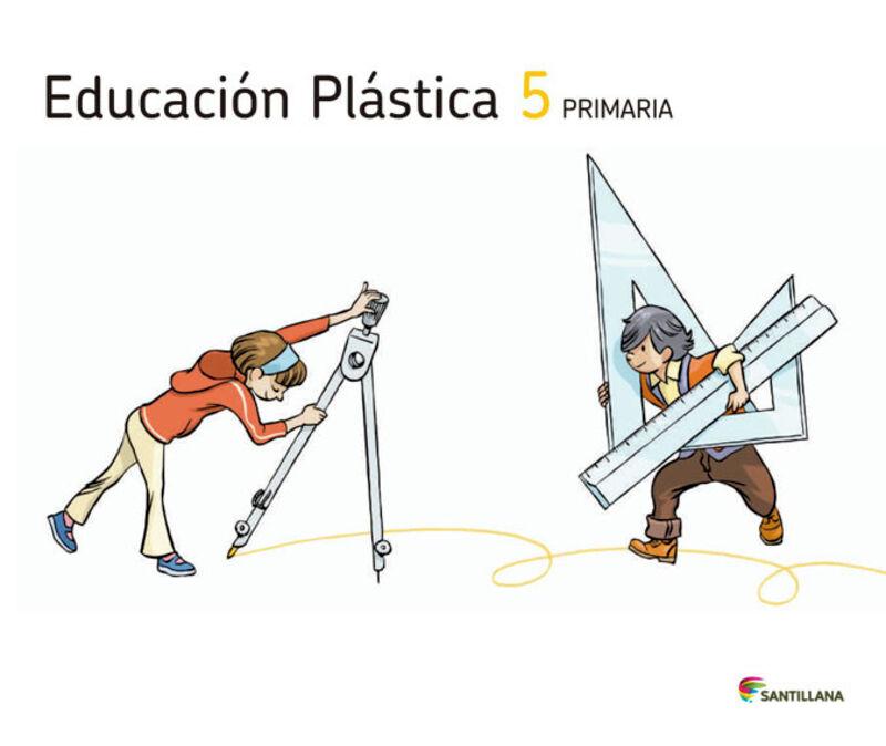 EP 5 - EDUCACION PLASTICA - SABER HACER