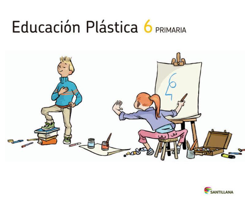 EP 6 - EDUCACION PLASTICA - SABER HACER