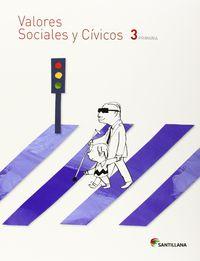 EP 3 - VALORES SOCIALES Y CIVICOS - SABER HACER