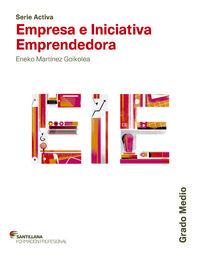 GM - EIE - EMPRESA E INICIATIVA EMPRENDEDORA - ACTIVA