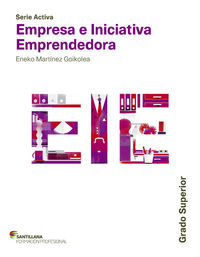 GS - SERIE ACTIVA EMPRESA E INICIATIVA EMPRENDEDORA