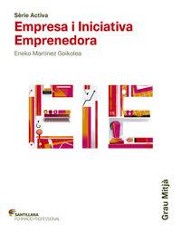GM - EIE - EMPRESA I INICIATIVA EMPRENENDORA (CAT)