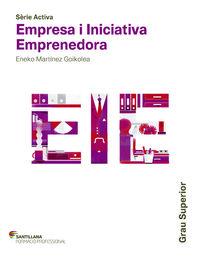 GS - EIE - EMPRESA I INICIATIVA EMPRENENDORA - SERIE ACIVA (CAT)