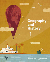 ESO 1 - GEOGRAPHY & HISTORY - CLIL - SABER HACER