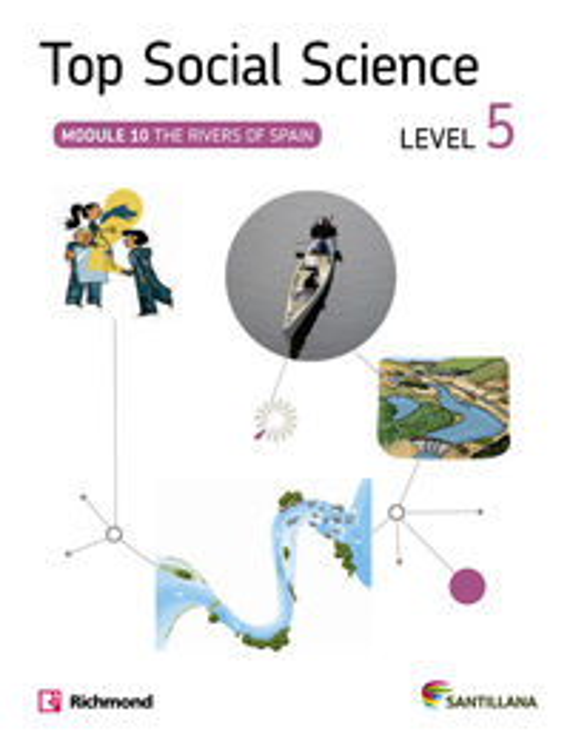 Ep 5 - Top Social Science - Rivers Of Spain - Aa. Vv.
