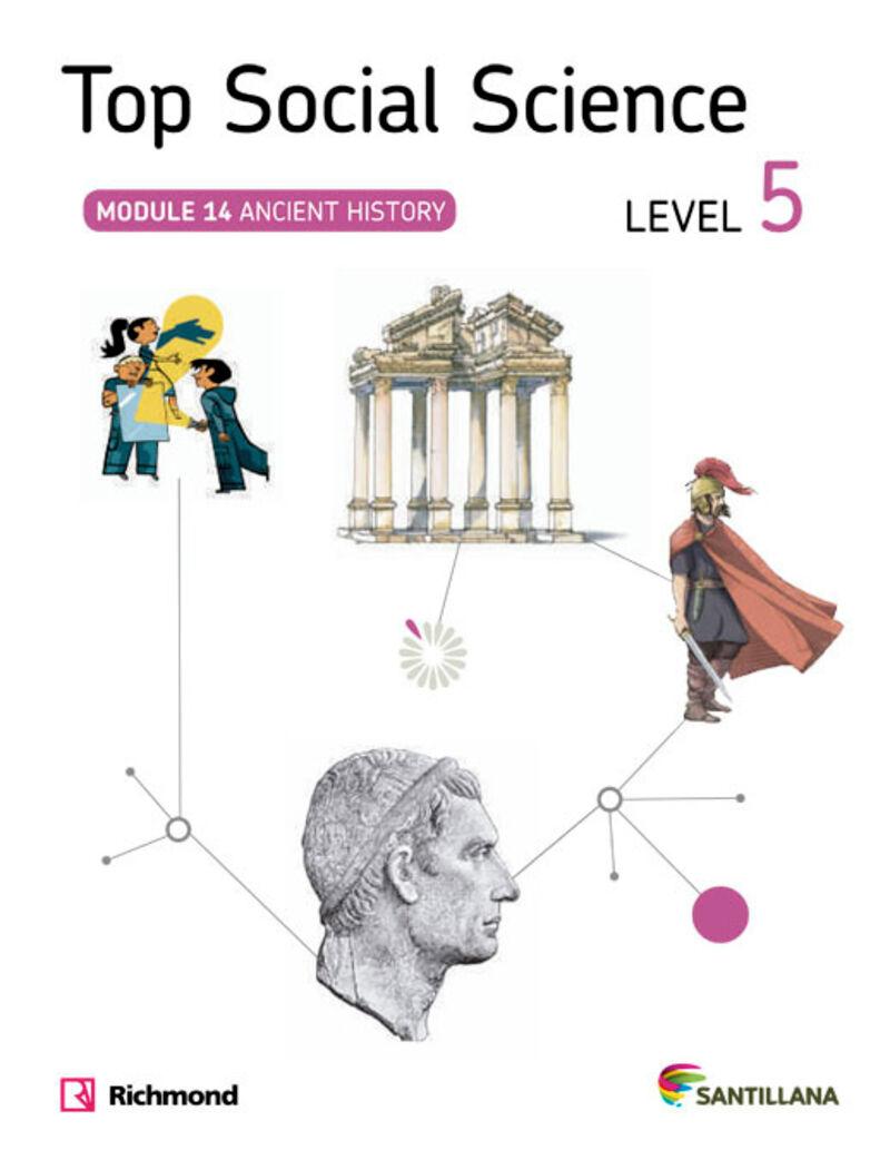 Ep 5 - Top Social Science - Ancient History - Aa. Vv.