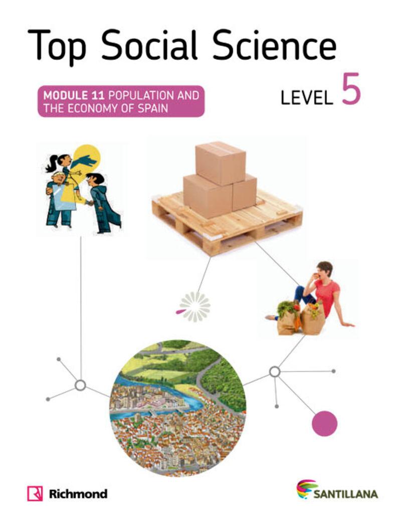 Ep 5 - Top Social Science - Populat. Econom S - Aa. Vv.
