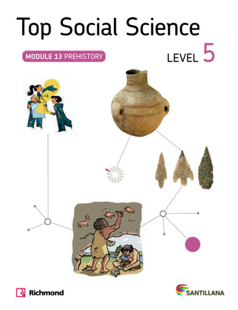 Ep 5 - Top Social Science - Prehistory - Aa. Vv.