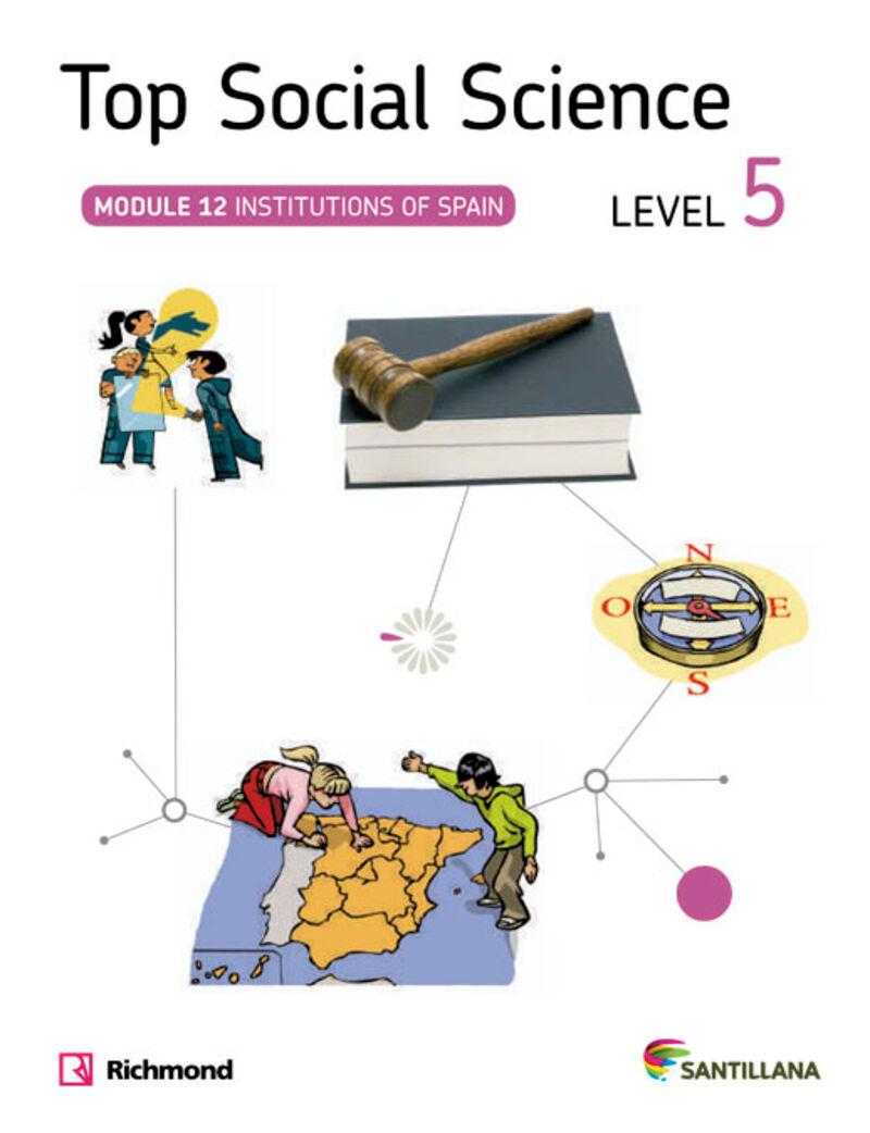 Ep 5 - Top Social Science - Institut Of Spain - Aa. Vv.