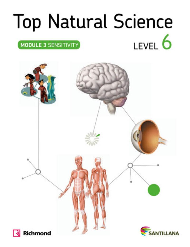 Ep 6 - Top Natural Science - Sensitivity - Aa. Vv.