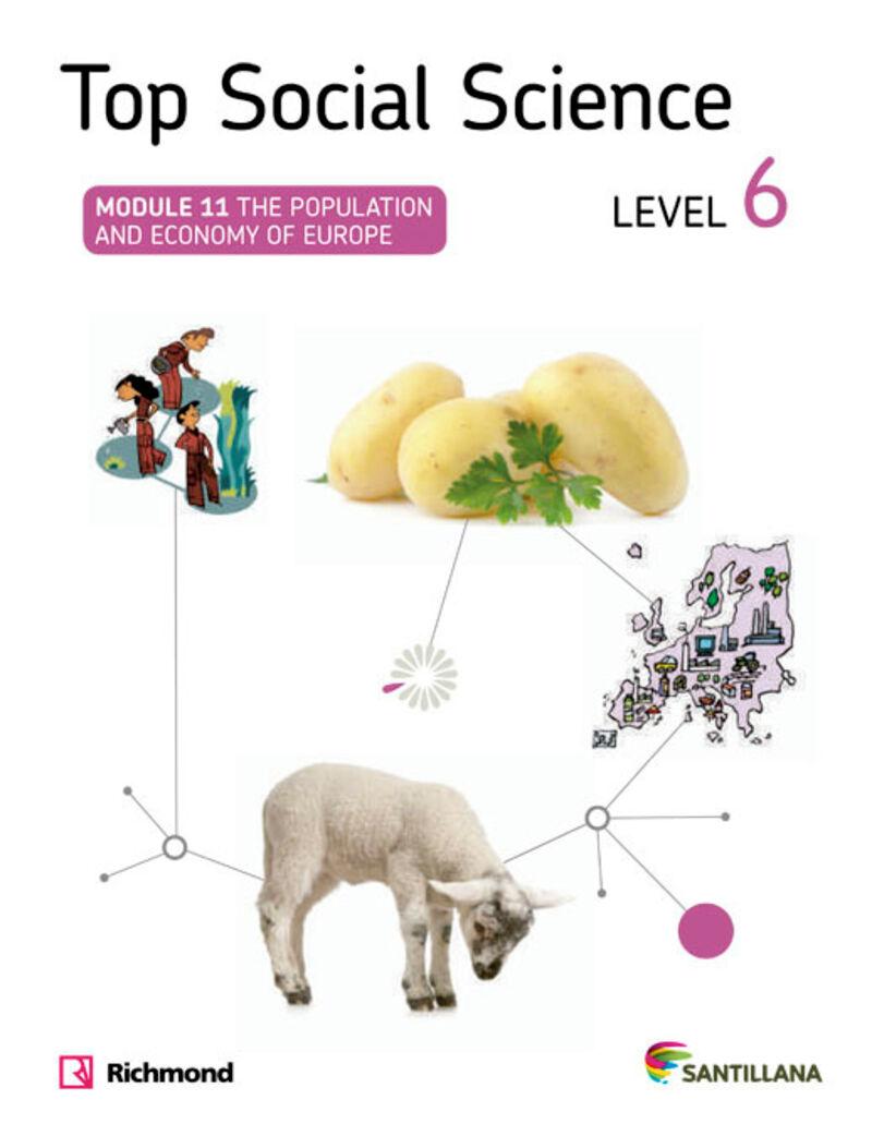 Ep 6 - Top Social Science - Populat-econ Eur - Aa. Vv.