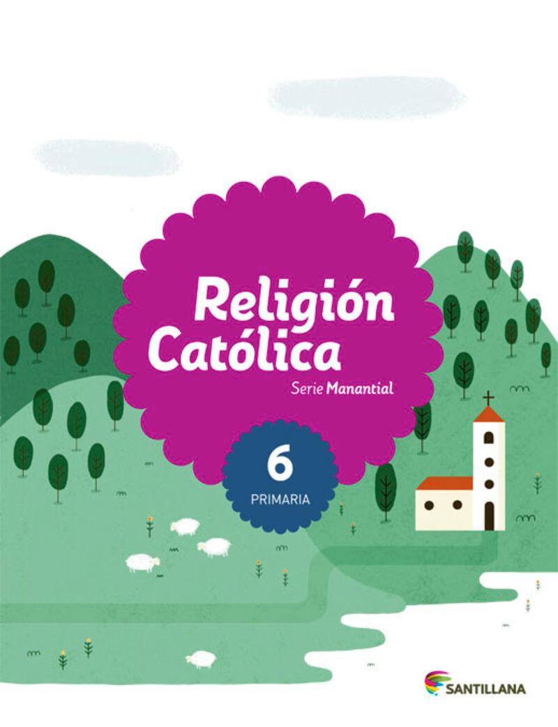 EP 6 - RELIGION - MANANTIAL - SABER HACER