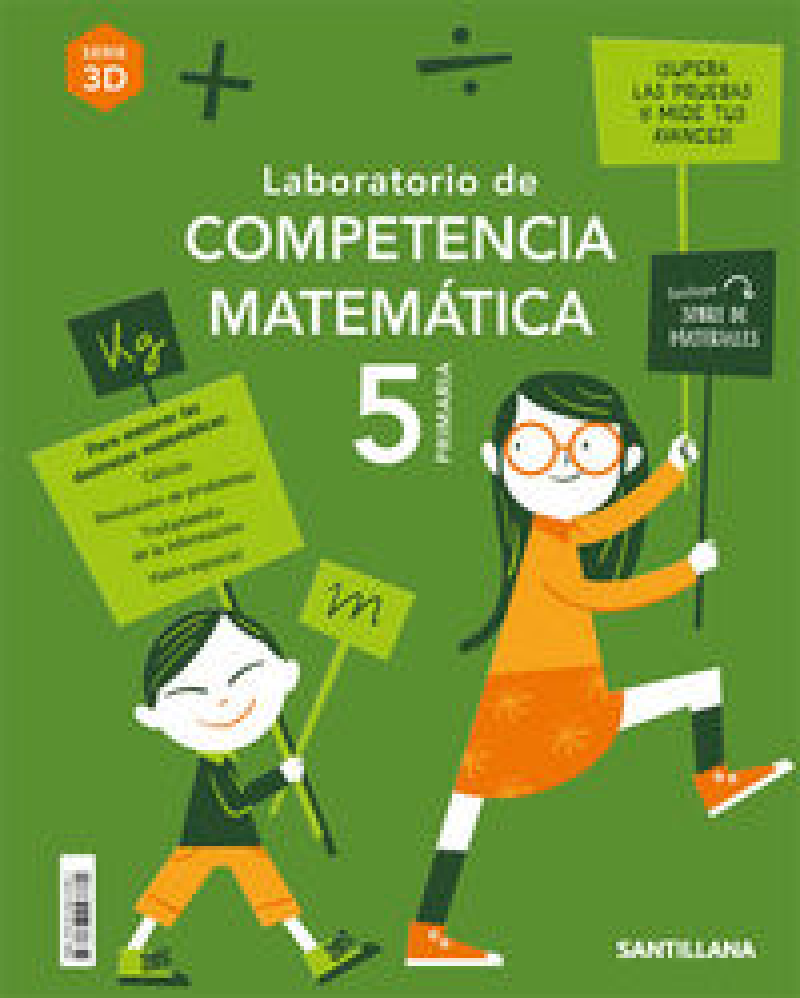 EP 5 - MATEMATICAS - COMPETENCIAS MATEMATICAS 3D - ENTRENATE