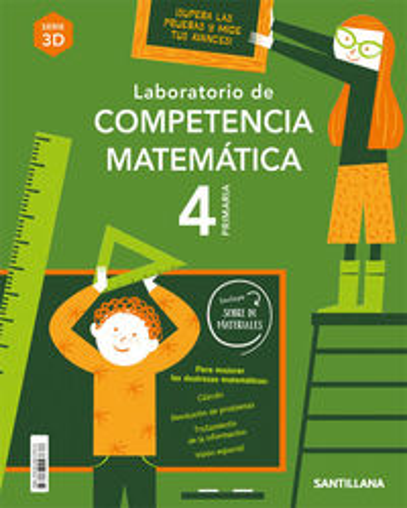 EP 4 - MATEMATICAS - COMPETENCIAS MATEMATICAS 3D - ENTRENATE