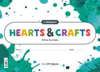 EP 1 - PLASTICA - HEARTS & CRAFTS WHITE NTB II