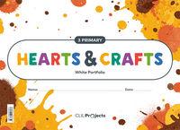 EP 3 - PLASTICA - HEARTS & CRAFTS WHITE NTB II