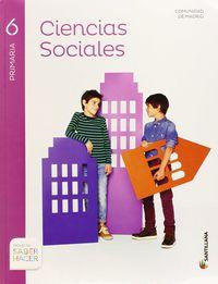 EP 6 - SOCIALES - SABER HACER (MAD)